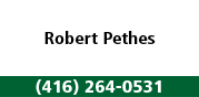 Robert A Pethes logo